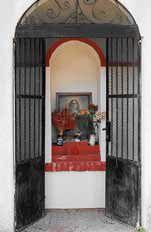 Kapelle im Jahr 1994