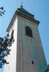 der Kirchturm heute