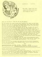 Pfarrnachrichten  1979