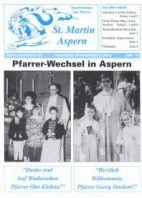 Pfarrnachrichten  1993