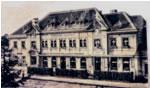Siegesplatz 7 um 1930
