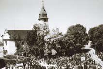 Gedenkfeier 1959