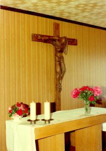Altar in St. Josef