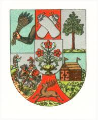 früheres Floridsdorfer Wappen