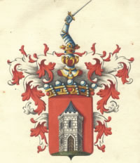 Wappen der Aspernkämpfer