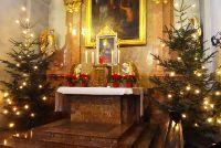Weihnachten in der Pfarrkriche