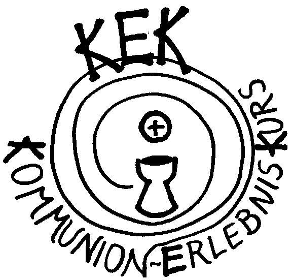Kommunion - Erlebnis - Kurs 2018