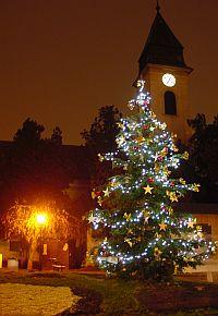 Weihnacht in Aspern