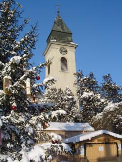 Weihnachten in Aspern