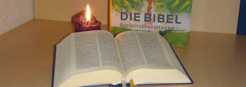 Bibelteilen im Advent