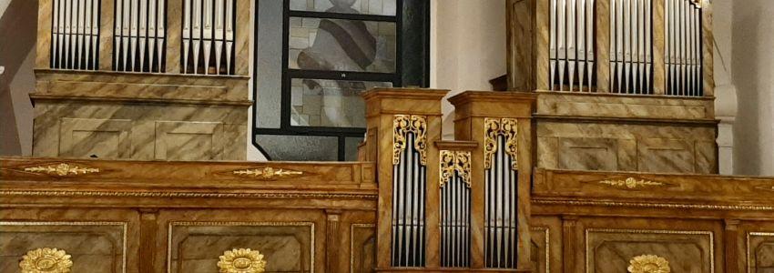 Instandsetzung der Fischer-Orgel